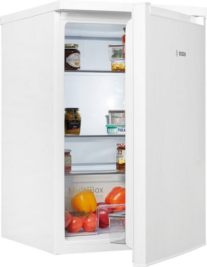 BOSCH Table Top Kühlschrank 2 KTR15NWEA, 85 cm hoch, 56 cm breit