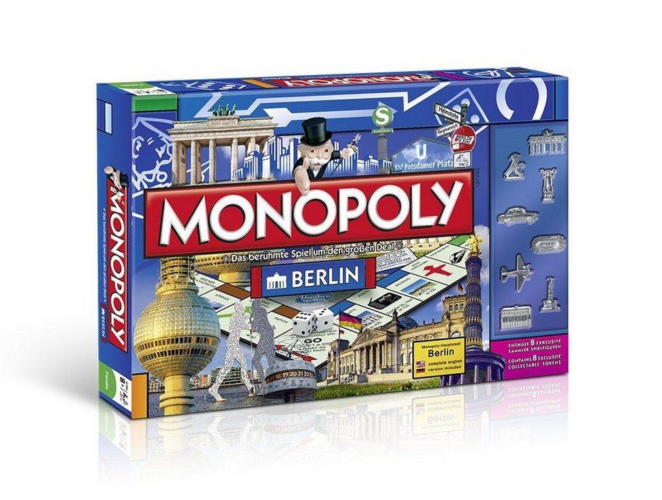 Brettspiel »Monopoly Berlin«