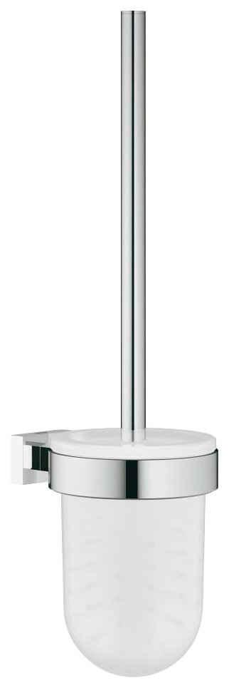 WC-Reinigungsbürste »Essentials Cube«, Grohe, mit Grohe StarLight Oberfläche, rostfrei