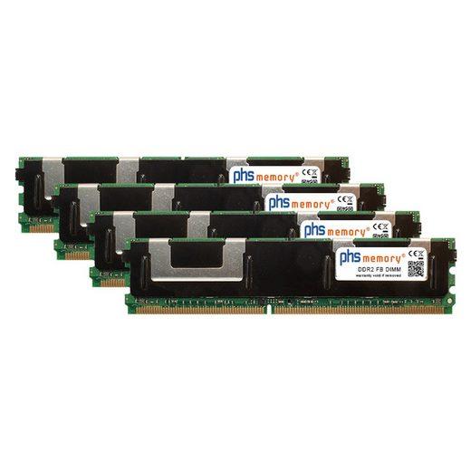 PHS-memory »RAM für Fujitsu Primergy RX620 S4« Arbeitsspeicher