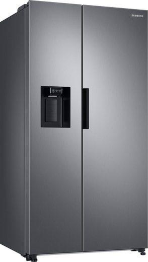 Samsung Side-by-Side RS6JA8811S9, 178 cm hoch, 91,2 cm breit