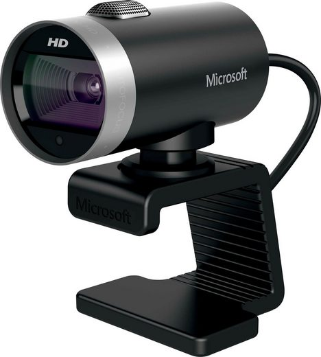 Microsoft »LifeCam Cinema« Webcam (HD)