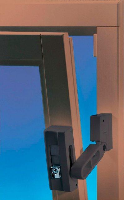 Burg-Wächter Türsicherungen BLOCKSAFE BS 2 Farbe: braun