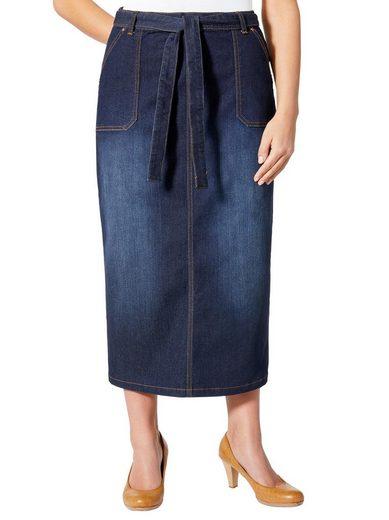 Casual Looks Rock in lässiger Jeans-Qualität