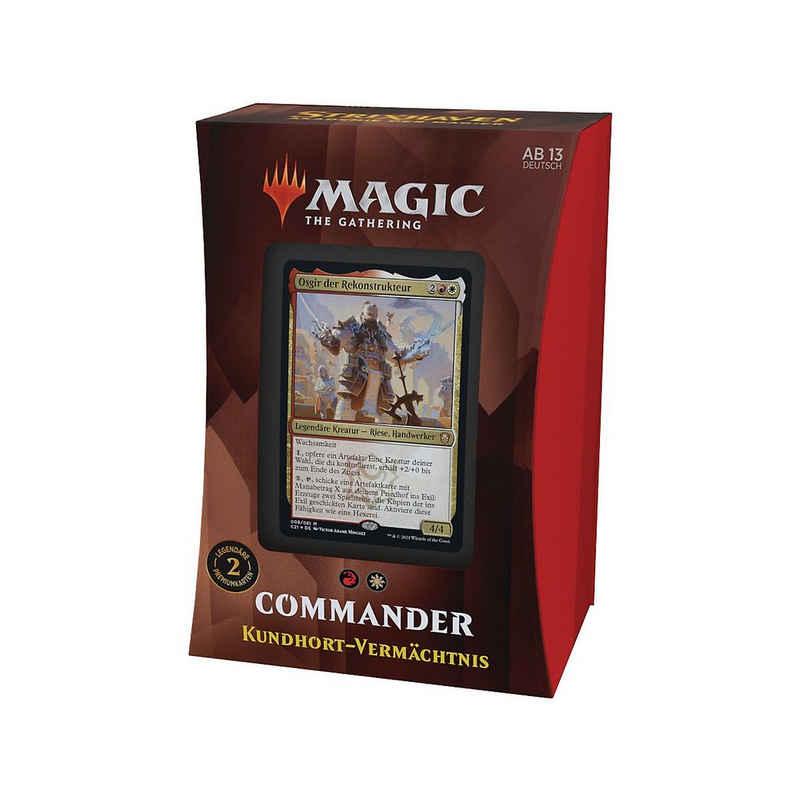 AMIGO Spiel, »Magic the Gathering Strixhaven Commander DE«