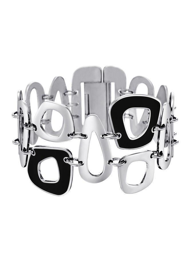 Armband, Lotus Style, »LS1163-2/2« in silberfarben