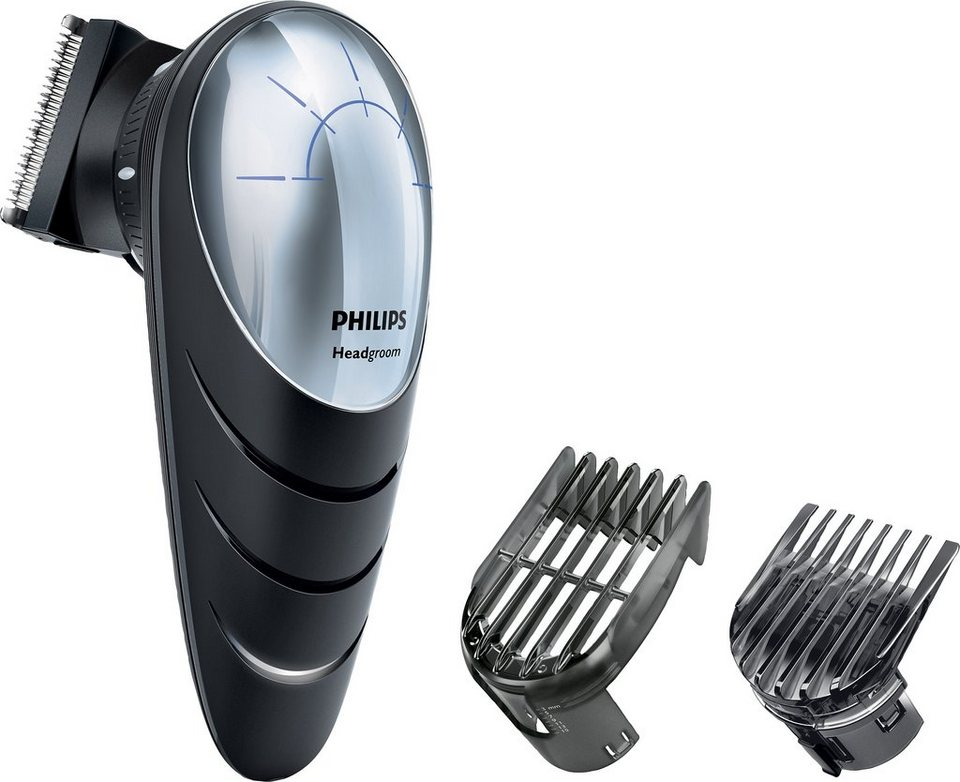 Philips Haarschneider QC5570/32 Do it Yourself in schwarz
