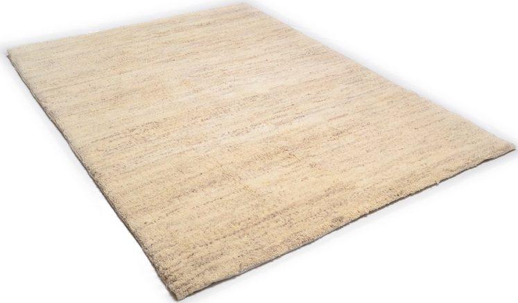 Orientteppich »Royal Dou 1«, THEKO, rechteckig, Höhe 22 mm, Naturbelassene Wolle, von Hand geknüpft