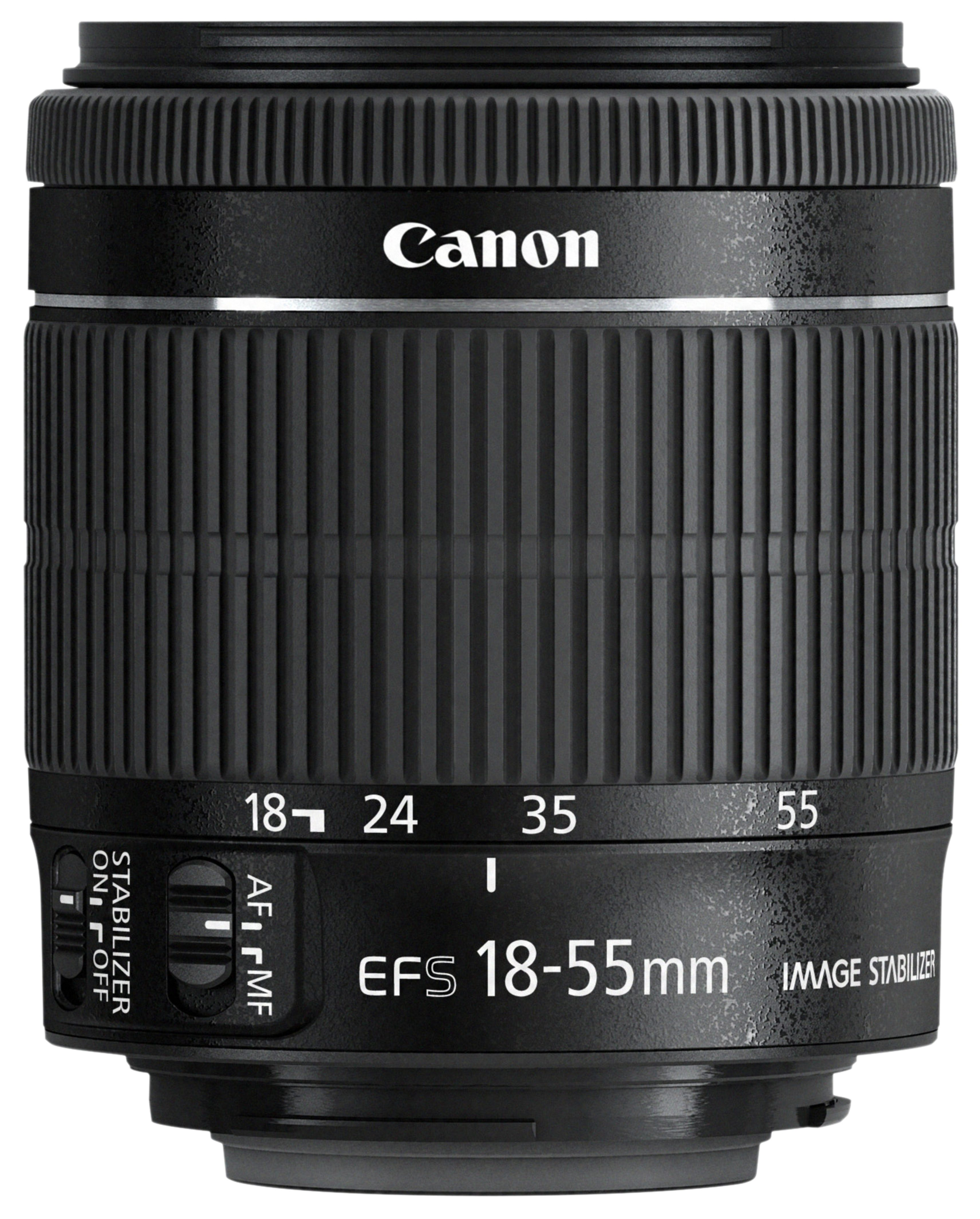 Canon EF-S 18-55mm f/3.5-5.6 IS Standardzoom Objektiv