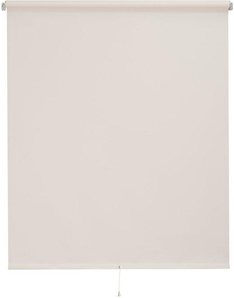 Springrollo nach Wunschmaß, (1 Stück), Lichtschutz in weiß