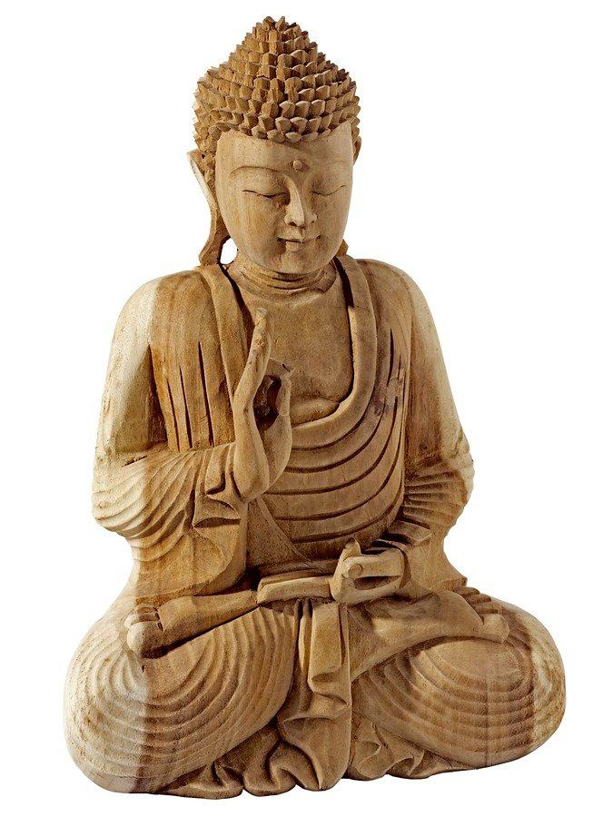 heine home Buddha-Skulptur,...
