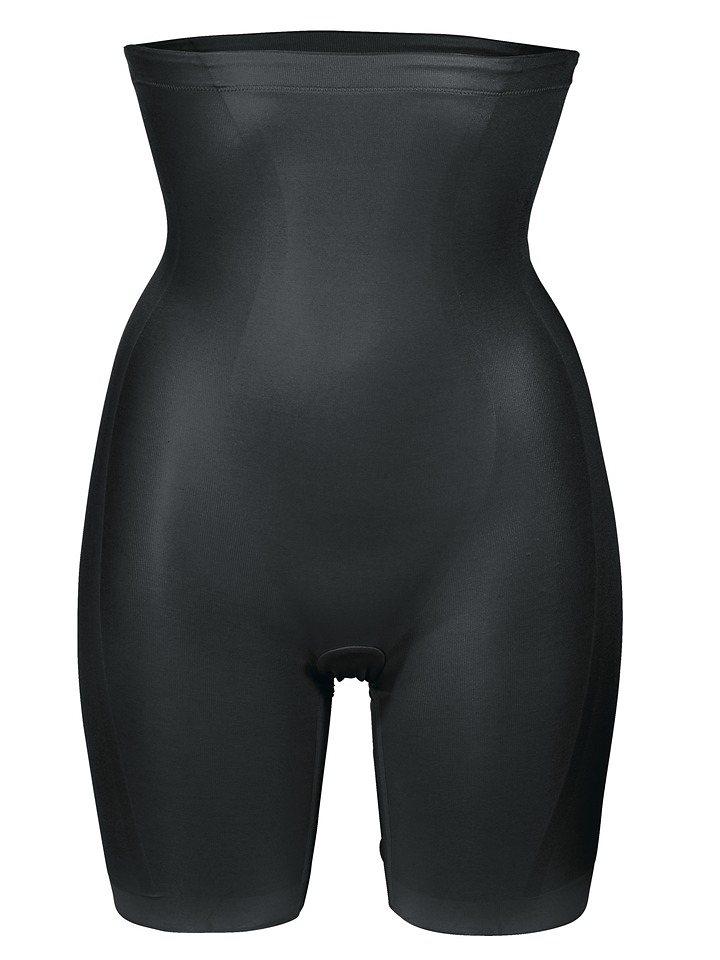 Miederradler in schwarz