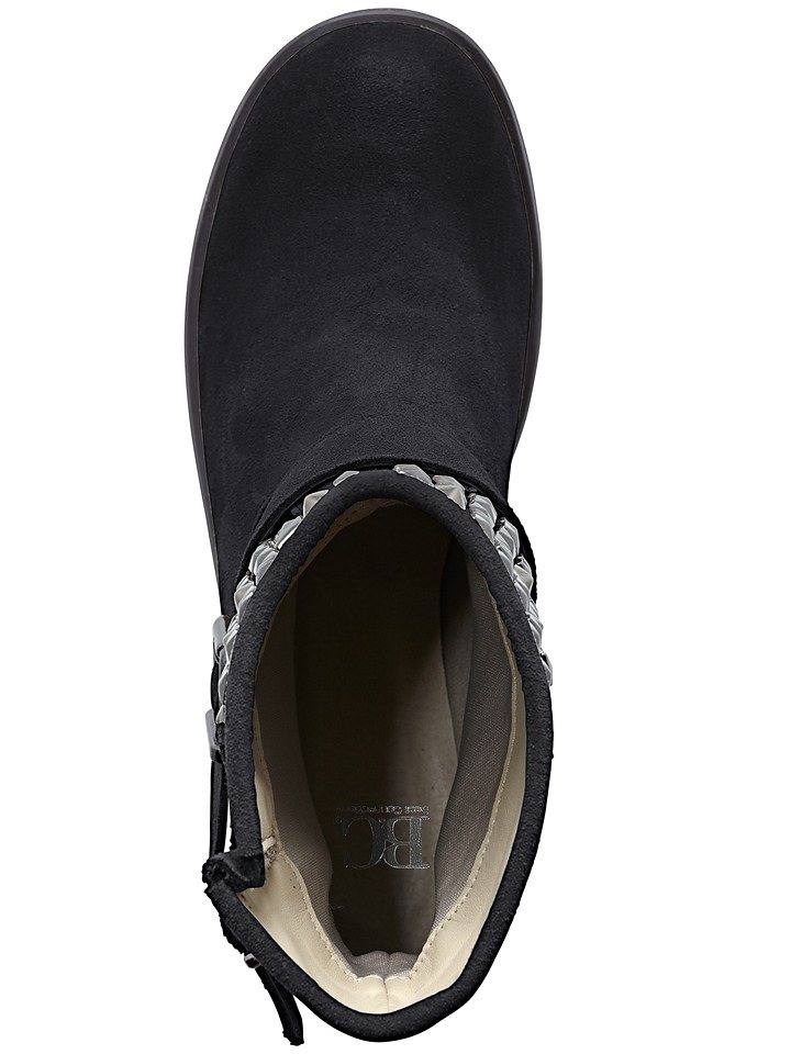 Andrea Conti Stiefelette in schwarz