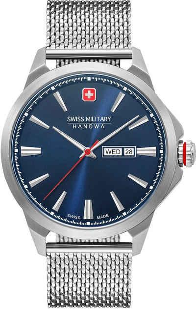 Swiss Military Hanowa Schweizer Uhr »DAY DATE CLASSIC, 06-3346.04.003«