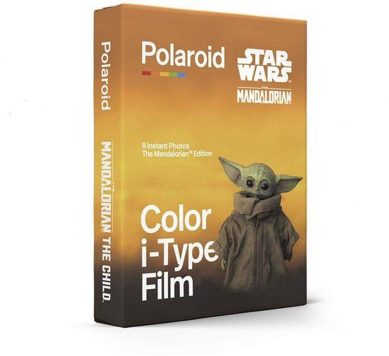Polaroid Kamerazubehör-Set »Color i-Type Sofortbildfilm The Mandalorian Editio«
