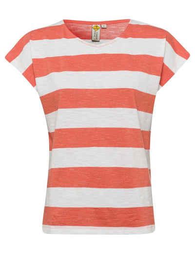 ROADSIGN australia T-Shirt »Avenue« (1-tlg) mit Blockstreifen und angeschnittenen Ärmeln