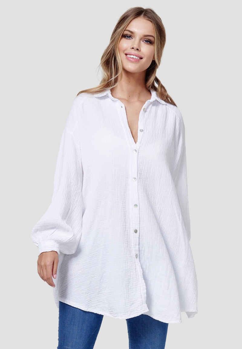 Decay Klassische Bluse in tollem Design
