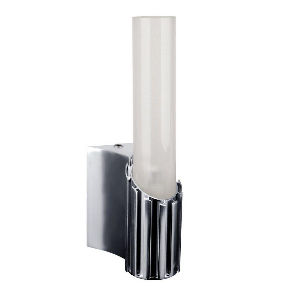 s luce wandleuchte rillenoptik tube glas kaufen otto. Black Bedroom Furniture Sets. Home Design Ideas