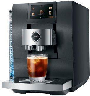 JURA Kaffeevollautomat 15488 Z10 Aluminium Black EA