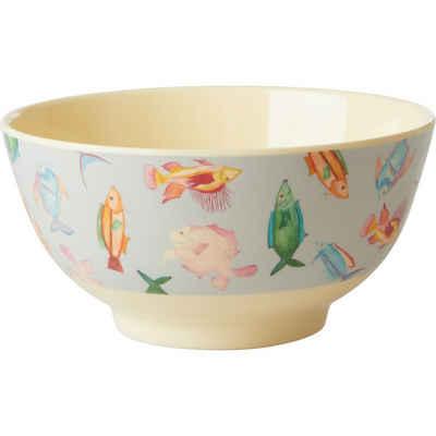 """rice Müslischale »Melamin Schale """"Fish"""", Ø15cm«"""