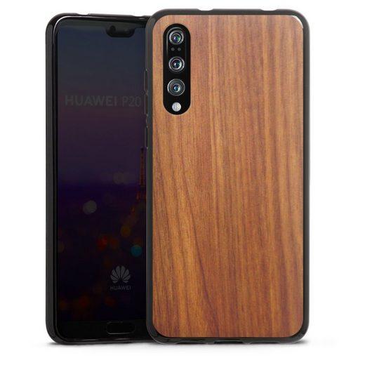 DeinDesign Handyhülle »Lärche« Huawei P20 Pro, Hülle Holzoptik Lärche Holz