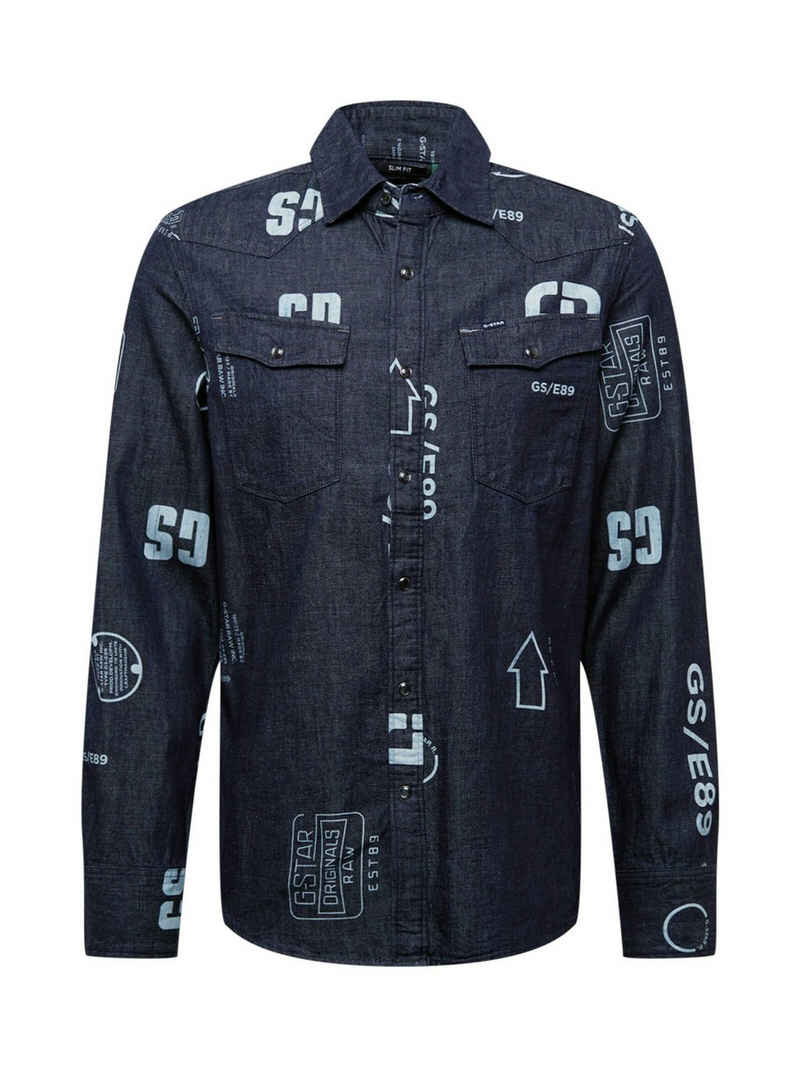 G-Star RAW Langarmhemd