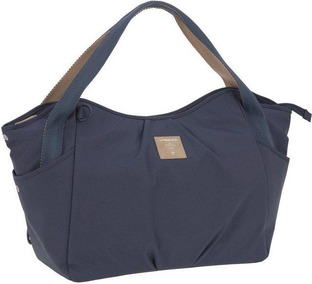 Wickelmöbel und Zubehör - Lässig Wickeltasche »Casual Twin Bag, Navy«, mit Rucksackfunktion und Wickelunterlage  - Onlineshop OTTO
