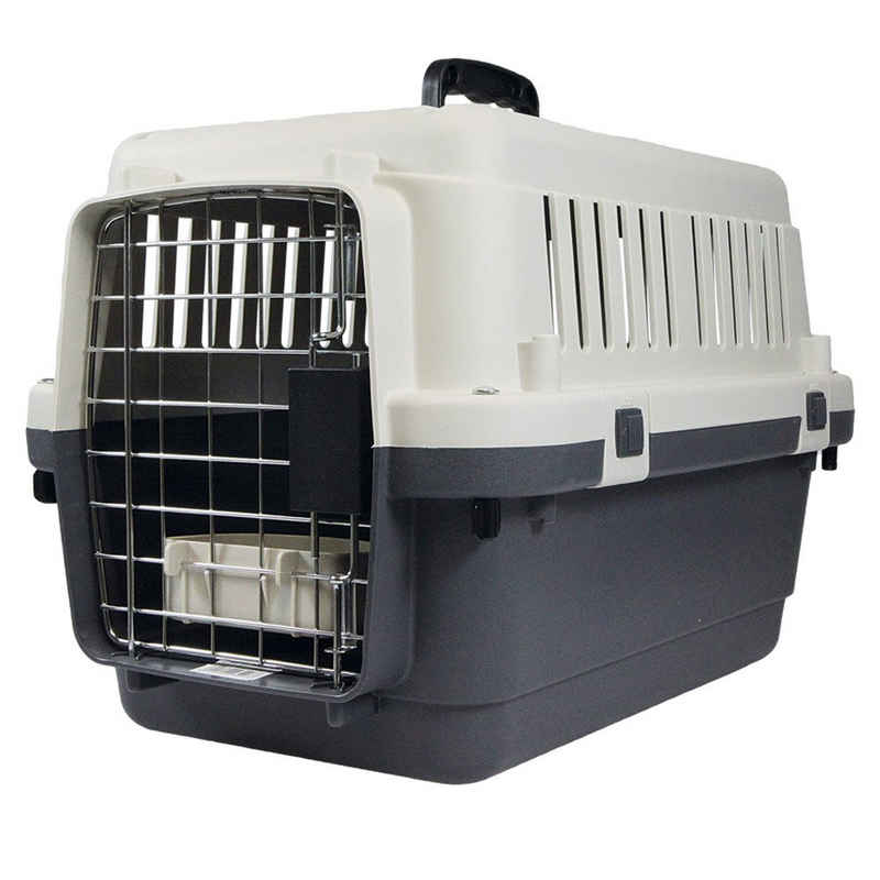 Karlie Tiertransportbox »Transportbox für Hunde« bis 5,00 kg, Entspricht IATA
