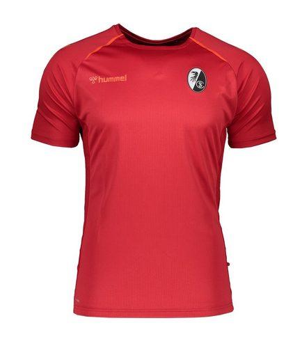 hummel Fußballtrikot »SC Freiburg Authentic Pro T-Shirt«