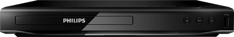 philips dvp2850 12 dvd player online kaufen otto. Black Bedroom Furniture Sets. Home Design Ideas