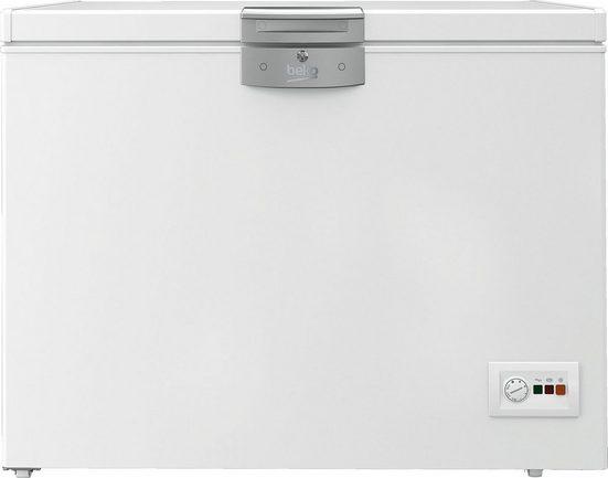 BEKO Gefriertruhe HSA24541N, 110,5 cm breit, 230 l