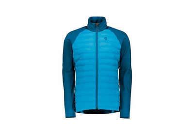 Scott Leichtdaunenjacke »Scott Insuloft Hybrid Downcel Jacke blau«