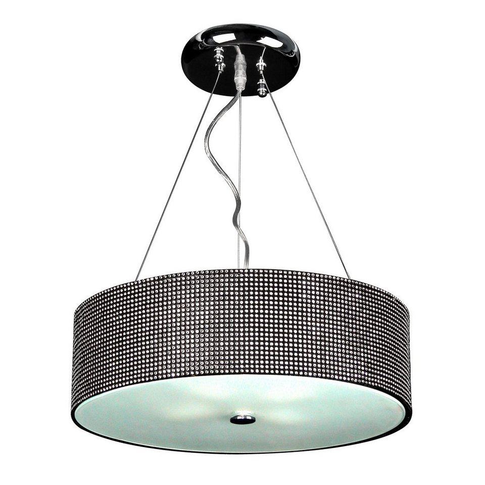 s luce h ngeleuchte mit strass effekt bling 4 flammig 40 online kaufen otto. Black Bedroom Furniture Sets. Home Design Ideas