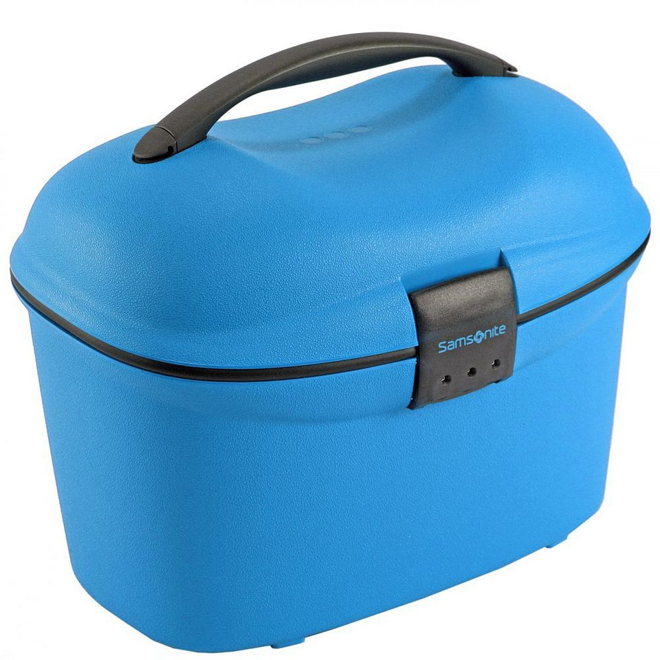 Samsonite PP Cabin Collection Beautycase 36 cm in electric blue