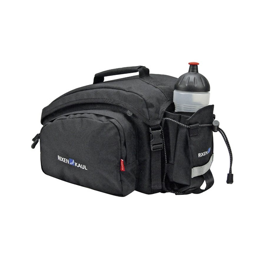 KlickFix Gepäckträgertasche »Rackpack 1 Gepäckträgertasche schwarz«