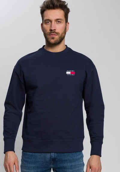 Tommy Jeans Sweatshirt »TJM TOMMY BADGE CREW«