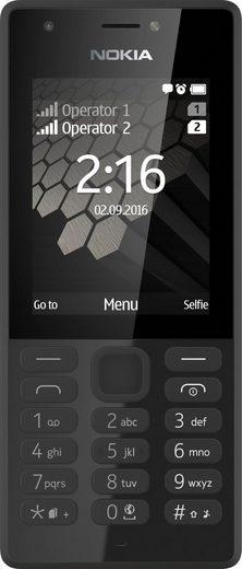 Nokia 216 Dual SIM Smartphone (6,1 cm/2,4 Zoll)