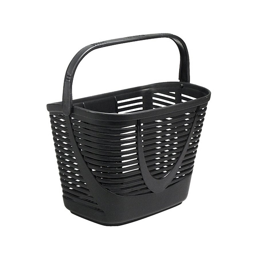 KlickFix Fahrradkorb »Lamello Kunststoffkorb Mini«
