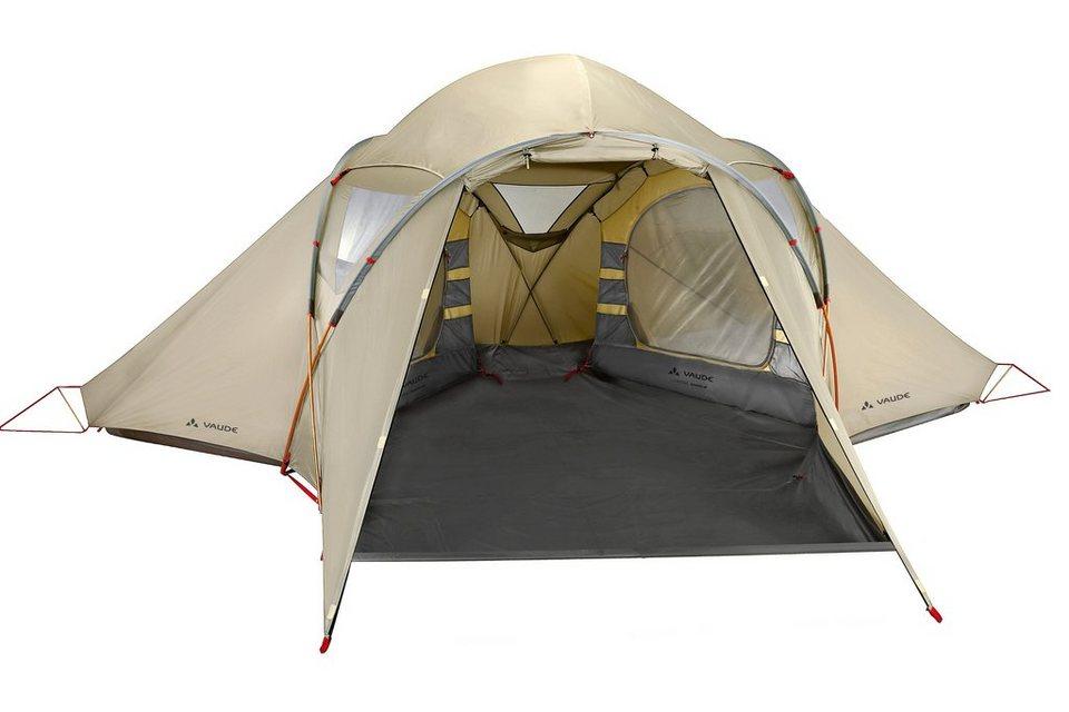 VAUDE Zelt »Badawi 4P Tent« in beige