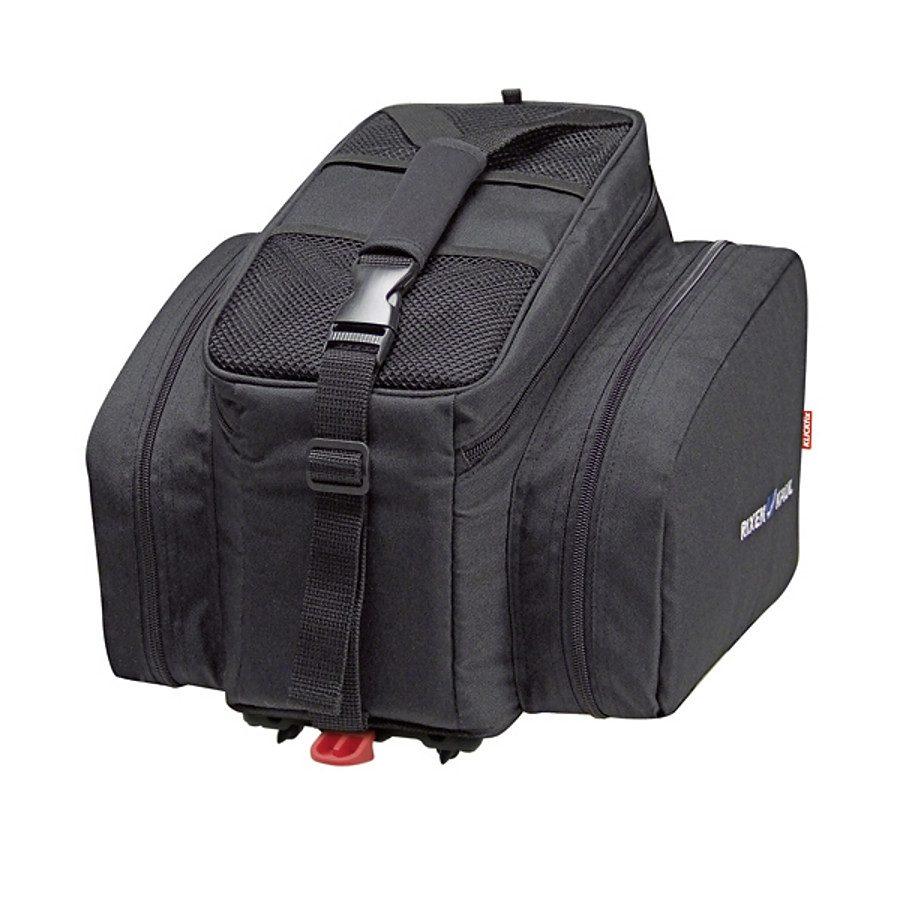 KlickFix Gepäckträgertasche »Rackpack 2 Plus Gepäckträgertasche für Racktime«