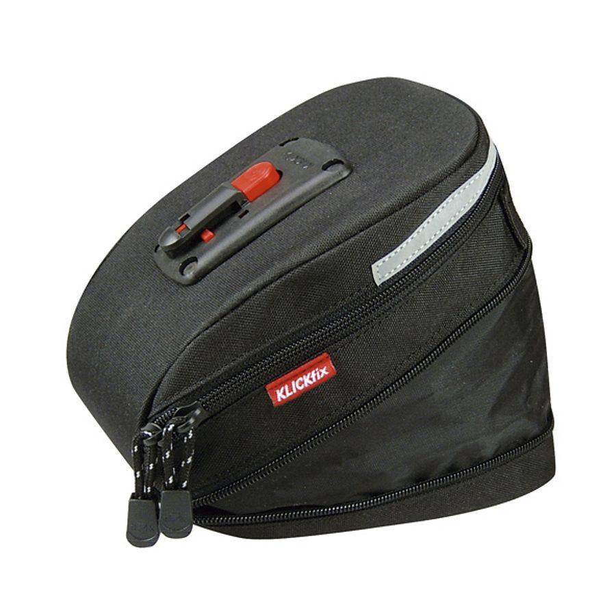 KlickFix Gepäckträgertasche »Micro 200 Satteltasche Expandable«