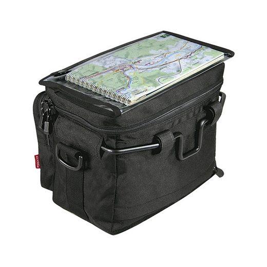 KlickFix Fahrradtasche »Daypack Lenkertasche«