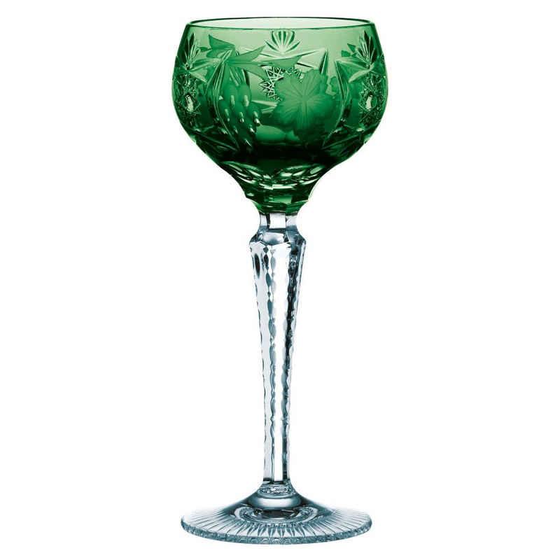Nachtmann Weinglas »Römer Groß Traube Smaragdgrün«, Kristallglas