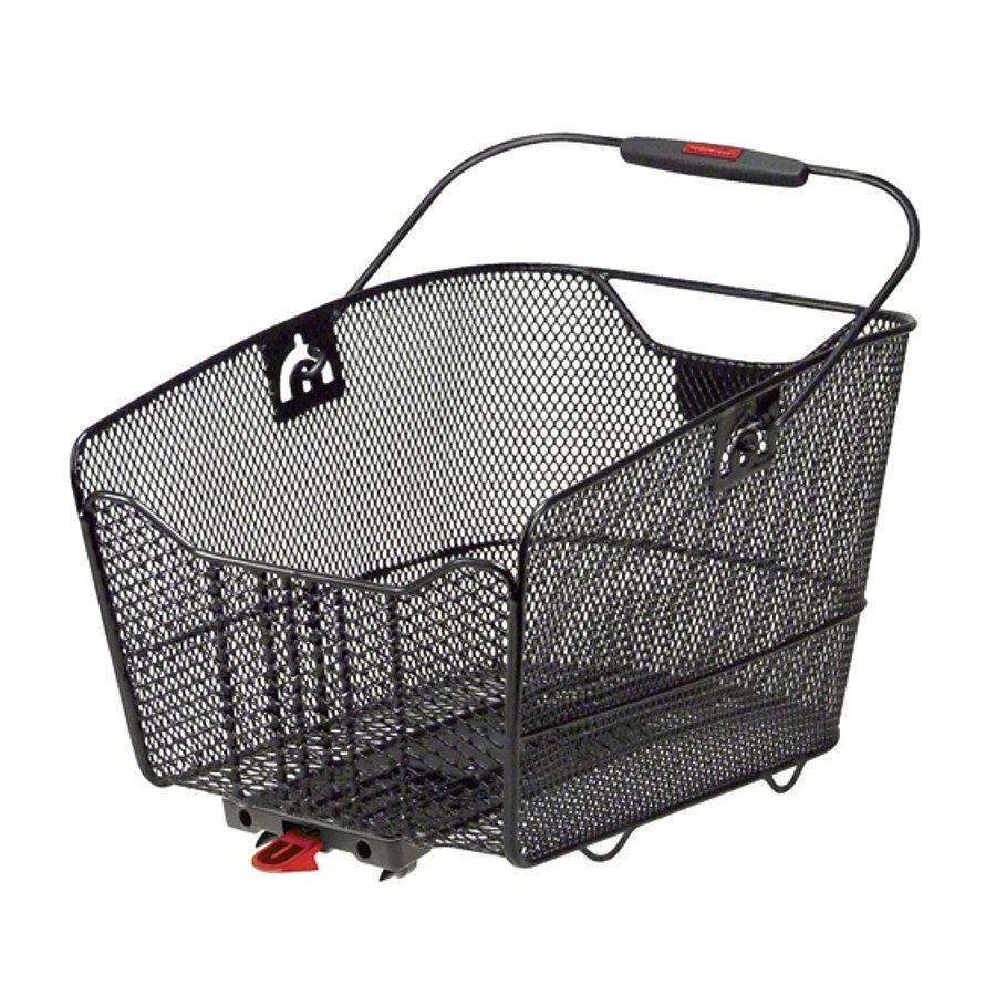 klickfix fahrradkorb city max korb f r racktime schwarz. Black Bedroom Furniture Sets. Home Design Ideas