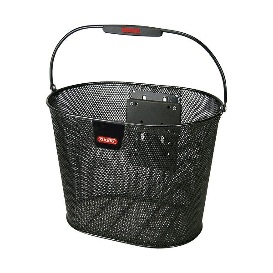 KlickFix Fahrradkorb »Oval Plus EF«