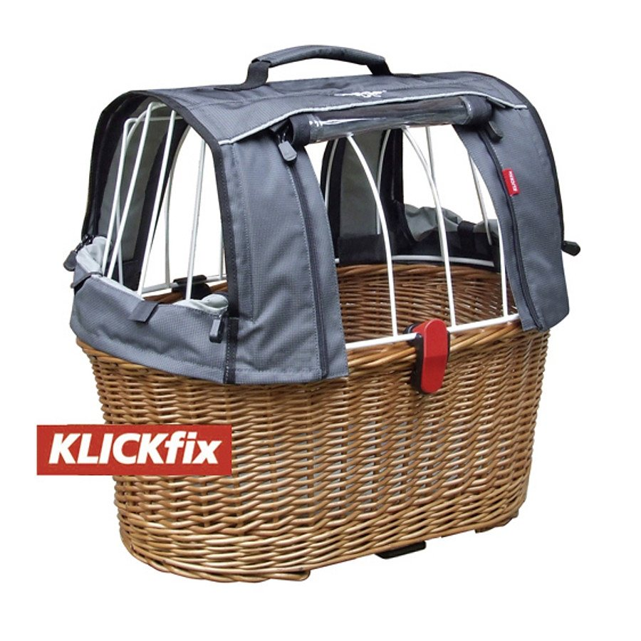 KlickFix Fahrradkorb »Doggy Basket Plus GTA«