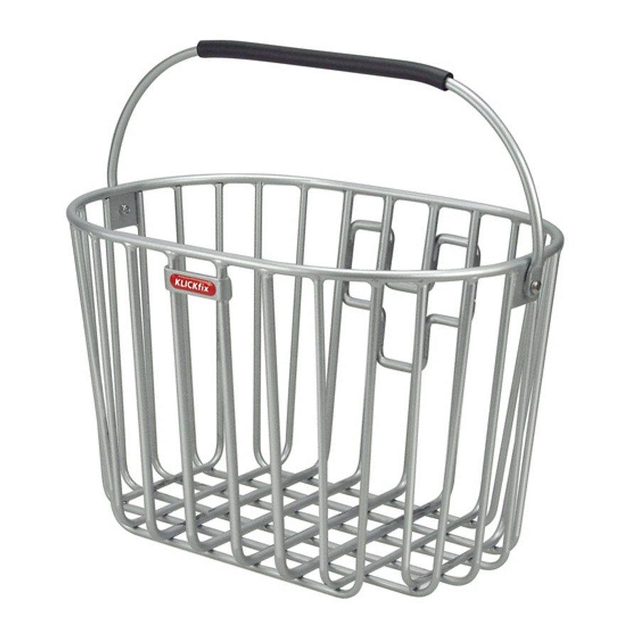 KlickFix Fahrradkorb »Alumino Korb«