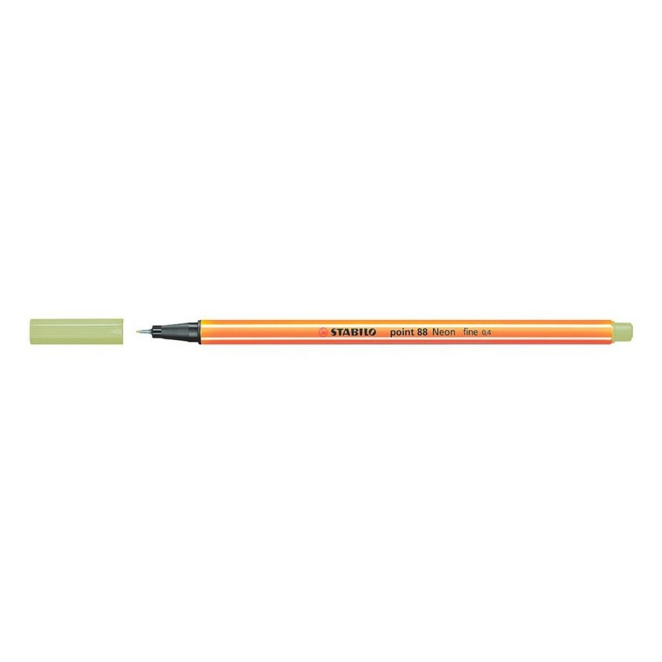 Stabilo Fineliner »Point 88 neon« in neongelb