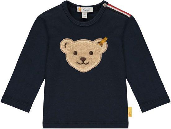 Steiff Langarmshirt »Bär«