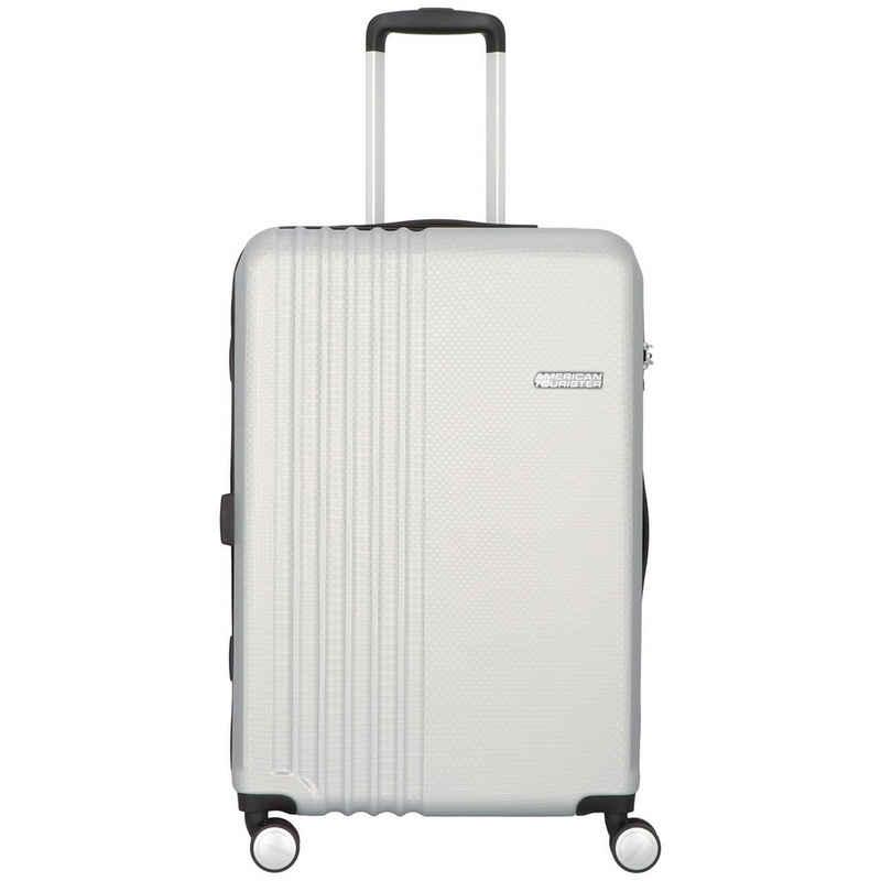 American Tourister® Business-Trolley »Beachrider«, 4 Rollen, ABS